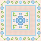 Floral background/pattern Royalty Free Stock Photo