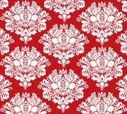 Floral background pattern Royalty Free Stock Photos