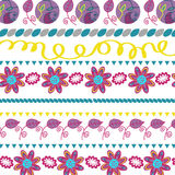 Floral  background pattern Royalty Free Stock Images