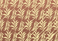 Floral background pattern vector Stock Photography