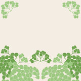 Floral background with place for text. Floral pattern with place for text Royalty Free Stock Image