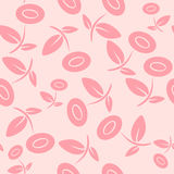 Floral background. seamless flower texture royalty free illustration