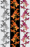 Floral background seamless texture Royalty Free Stock Photography