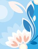 Floral Background Series Stock Photos