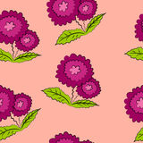 Floral background and texture Royalty Free Stock Images