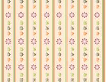 Floral background vanilla Royalty Free Stock Photography