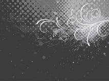 Floral background, vector Stock Photos
