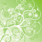 Floral background,vector Stock Photo
