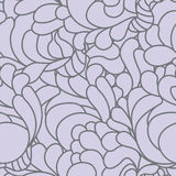 Floral background. Floral vector seamless abstract background Stock Photography