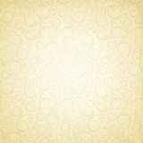 Floral background in vintage style Stock Photography