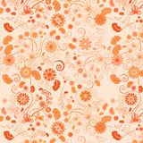 Floral background1 Stock Photo