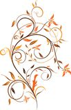 Floral backgrounds, vector Stock Photo