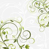 Floral Backgrounds, Vector Stock Images
