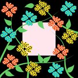 Floral backround Royalty Free Stock Image