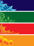 Floral band Royalty Free Stock Images