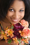 Floral beauty Stock Images