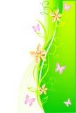 Floral bg Royalty Free Stock Photo