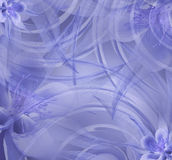 Floral blue-white beautiful background . Wallpapers of light blue flowers. Flower composition. Royalty Free Stock Image