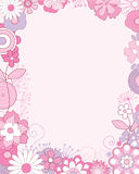 Floral Border Stock Images