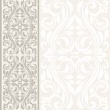 Floral border. Stock Image