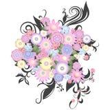 Floral Bouquet Stock Photo