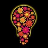 Floral bulb Stock Photos