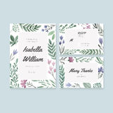 Floral Card Stock Photography