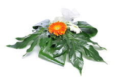 Floral centerpiece Royalty Free Stock Image