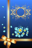 Floral Classic Decoration Royalty Free Stock Photos