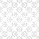 Floral colored seamless pattern. Background with fower elements for wallpapers.  Royalty Free Stock Images
