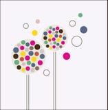 Floral colorido Imagem de Stock