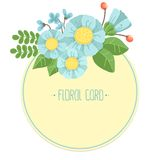 Floral Composition Royalty Free Stock Image