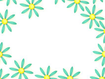 Floral Copyspace Indicates Bloom Blank And Florals Royalty Free Stock Photography