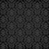 Floral damask pattern Stock Image