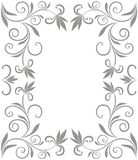 Floral decor Royalty Free Stock Image