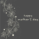 Happy Mothers Day celebration. Stock Images