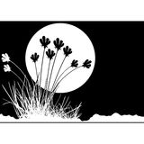 Floral decoration 03 Stock Image