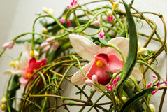 Floral decoration Stock Image