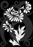 Floral Decoration Royalty Free Stock Photography