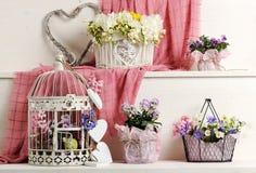 Floral decoration Stock Photos
