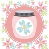 Floral decoration. Design, vector illustration eps10 graphic Stock Photo