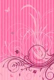 Floral Decorative background Stock Photo