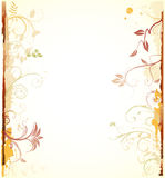 Floral Decorative background Royalty Free Stock Photography