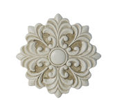 Floral Decorative Medallion Royalty Free Stock Photos