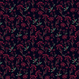 Floral decorative pattern Stock Photo