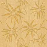 Floral decorative pattern - White Oak wood texture. Seamless background Stock Photography