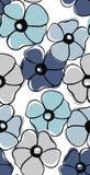 Η Floral Delfina Στοκ εικόνες με δικαίωμα ελεύθερης χρήσης
