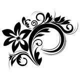 Floral design Stock Photography