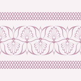 Floral design of delicate pink flower. For the background royalty free illustration