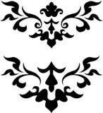 Floral Design Element royalty free illustration